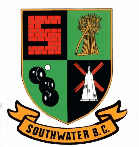 Southwater Bowls Club Badge