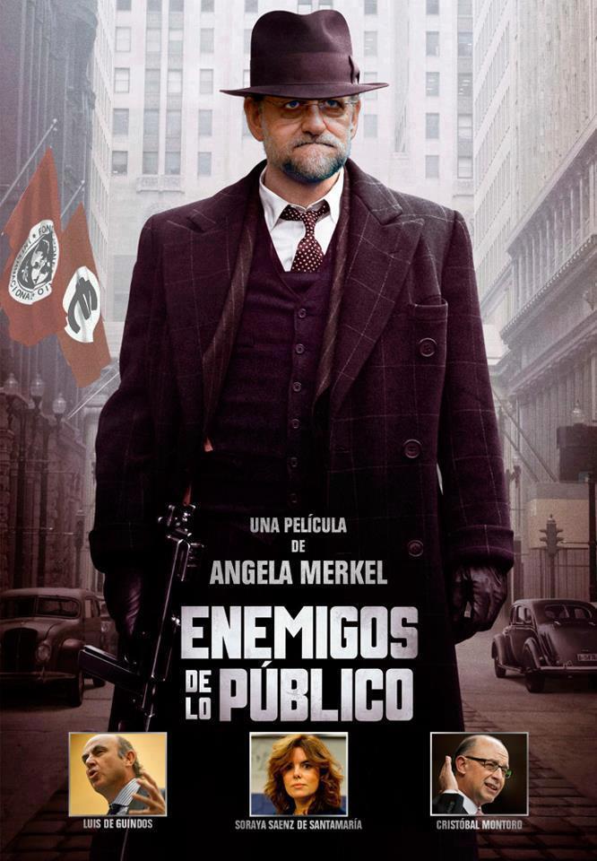 Enemigos de lo público