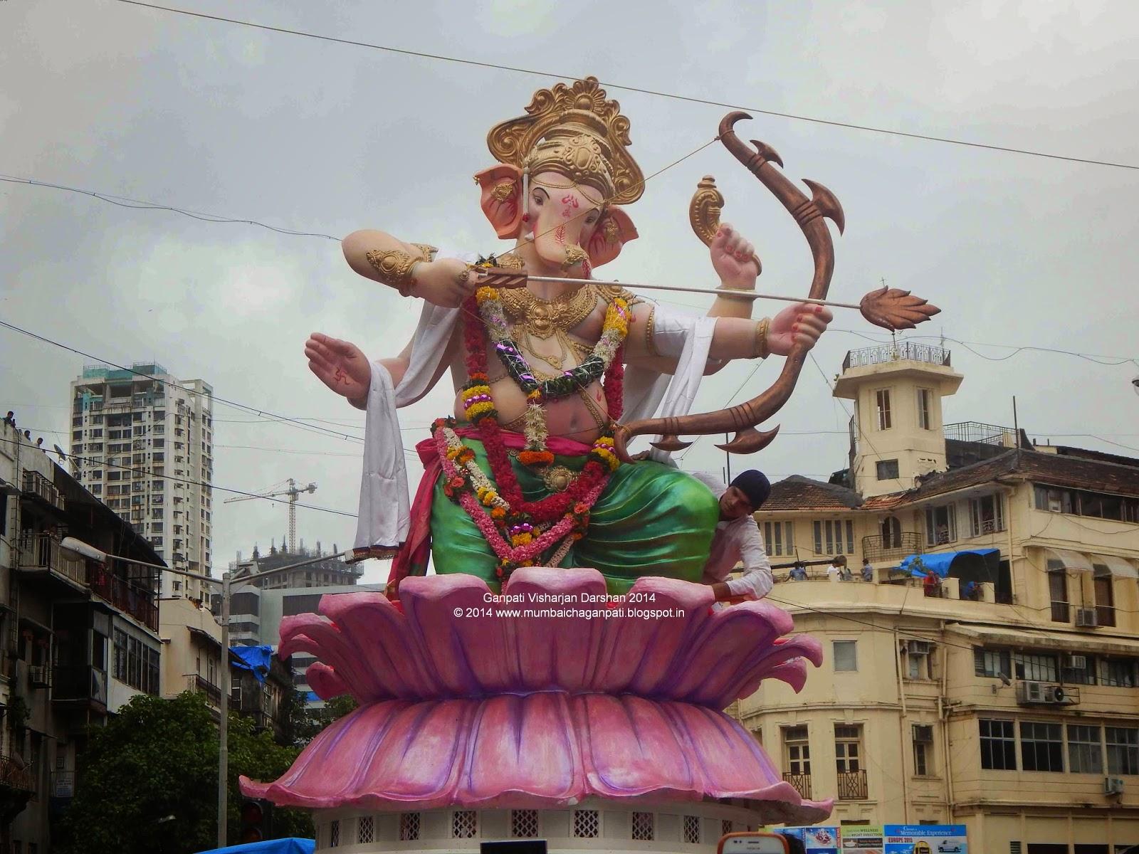 """""""Ganpati Visharajan"""""""