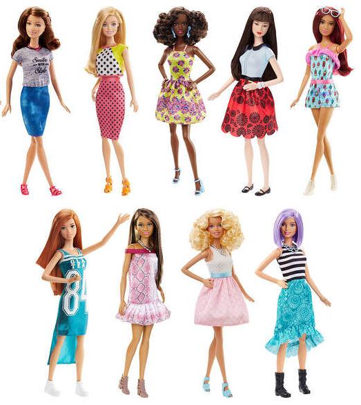 Ken Doll: Novidades da Linha Barbie 2015/2016