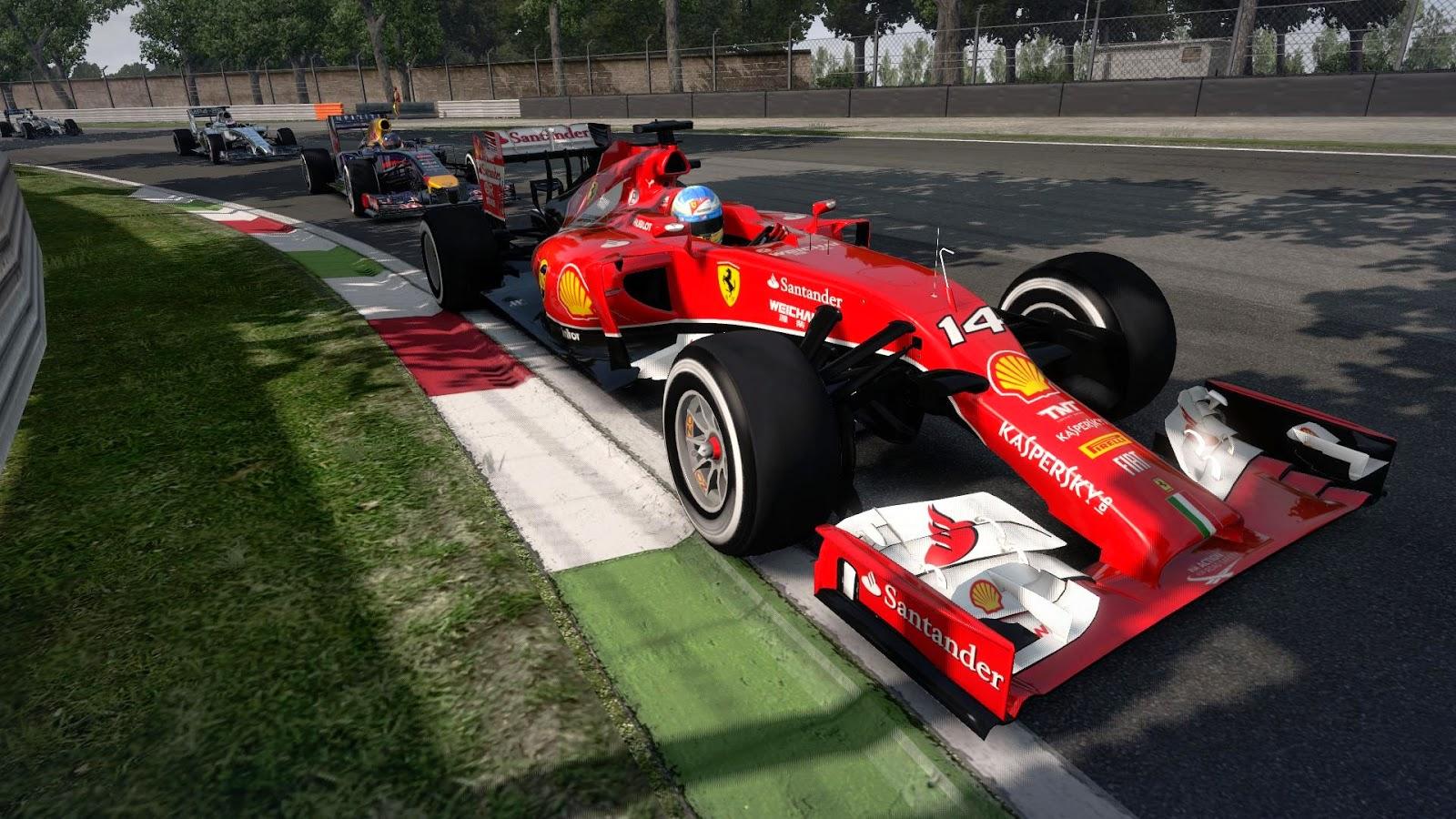 Game F1 2014 Segera Dirilis