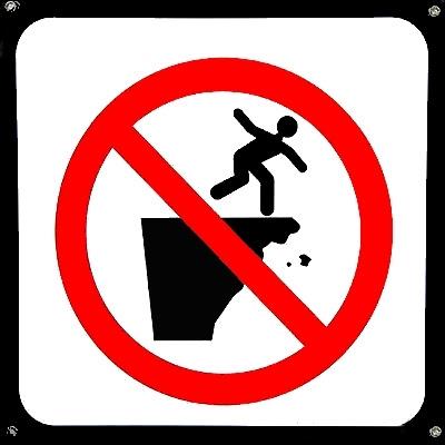 Pericolo caduta
