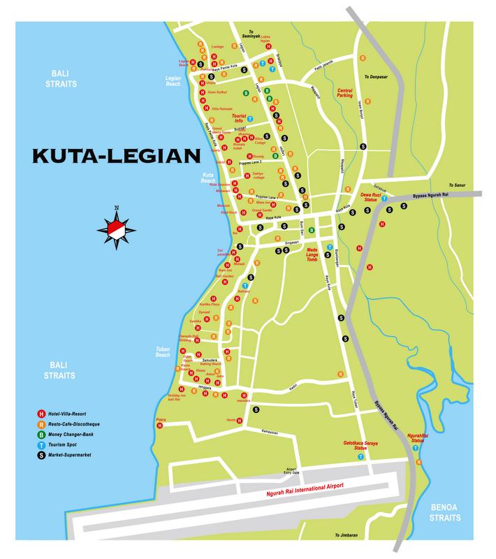 Pantai Kuta merupakan tujuan wisata Favorit di pulau Bali. Berikut ...
