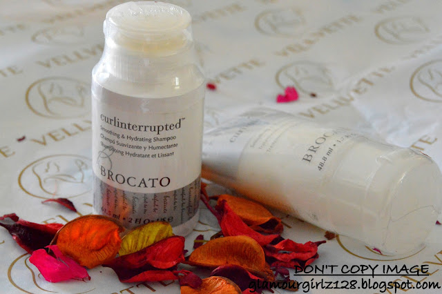 Brocato hair treatment kit