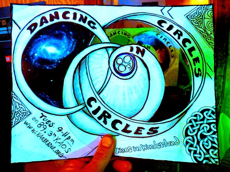 new poster for Dancing in Circles