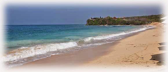 Geger Nusa Dua Hidden Exotic Beach