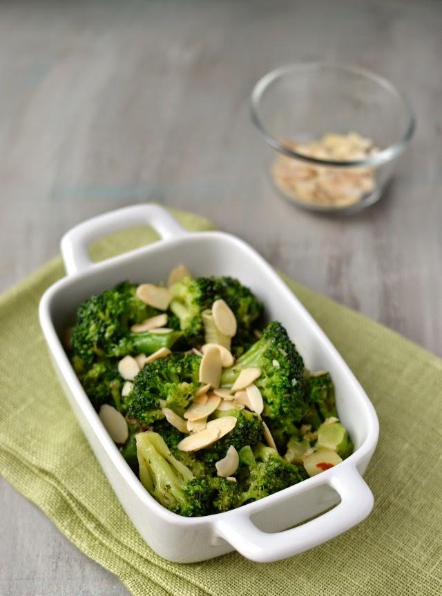 Buttery Garlicky Broccoli