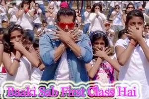 Baaki Sab First Class Hai