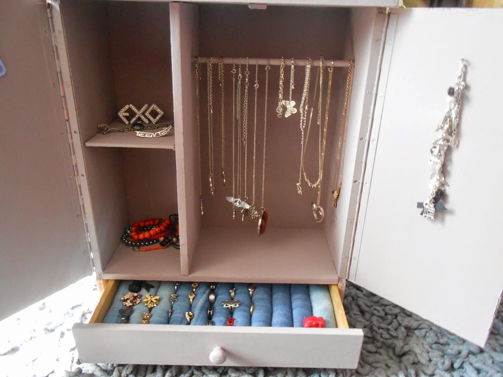 les loisirs de patouch: tiroir transformer en présentoir à bagues