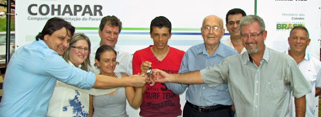 Prefeitura em parceria com as esferas governamentais garante um novo lar para 40 famílias roncadorenses