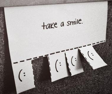 Take a smile!