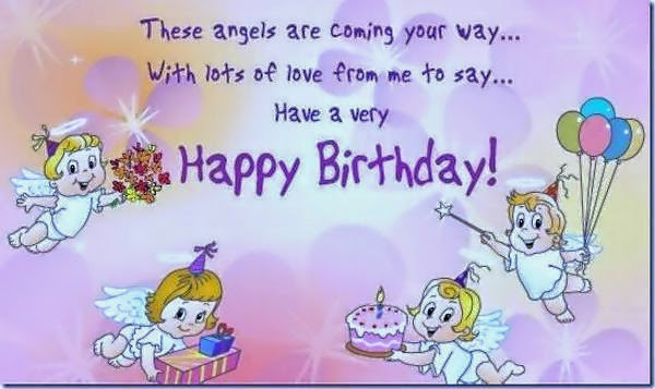 Cute Baby Girls Musical Wishes Cards For Birthday Happy Birthday Wishes To My Baby