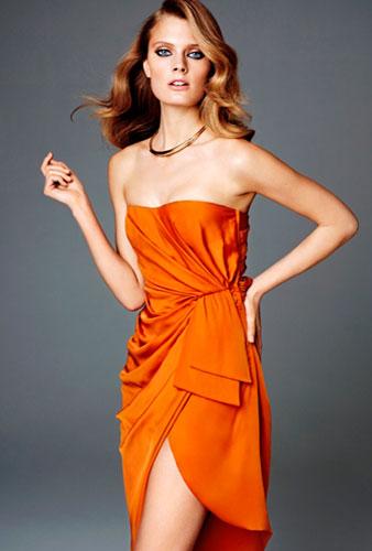 vestidos H&M primavera verano 2012