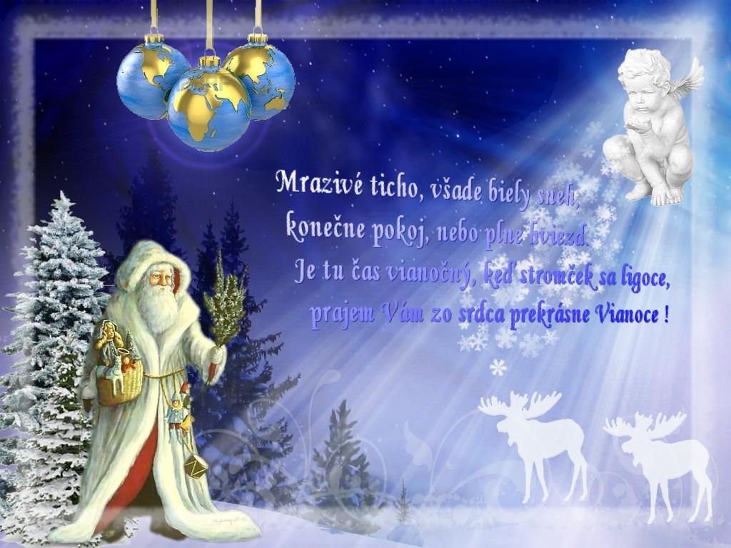 Veselé vianoce o