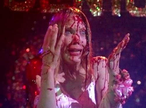 Remake 2013 Carrie Bloody Chloe Grace Moretz Prom Scene