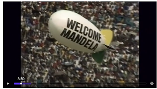 Video Nelson Mandela South Africa world mourn giant for justice Mandela