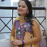 Usha Photos in Salwar Kameez at Gundello Guchi Guchi Champake Movie Press Meet 8