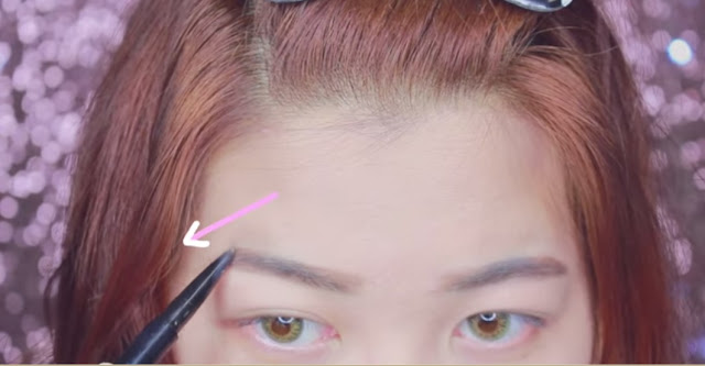 taeyeon i makeup step by step tutorial