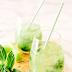 | Honeydrew basil spritzer