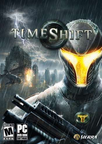 TimeShift PC Full Español DVD 5