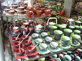 Bat Trang Pottery Village- a traditional craft village
