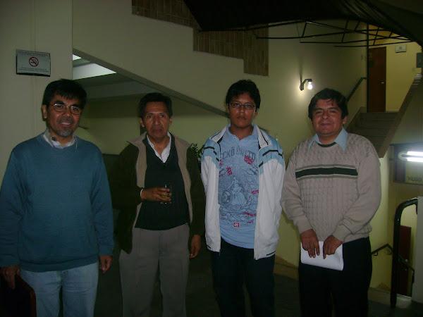 CONFERENCIA SOBRE LOS PREMIOS NOBEL 2010 EN QUIMICA , FISICA , MEDICINA Y FISIOLOGIA
