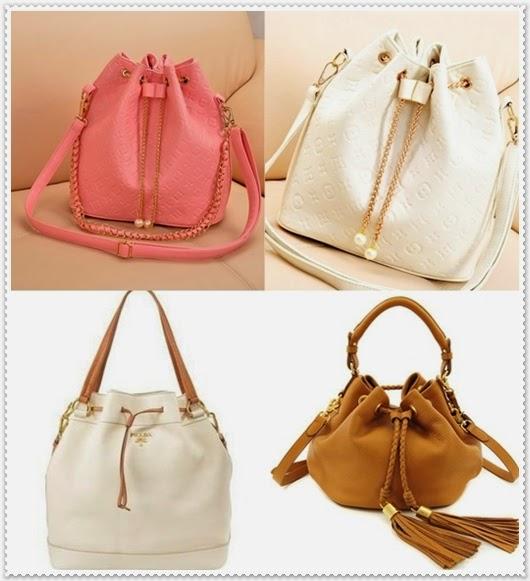 Kordelzug Taschen Trend 2014