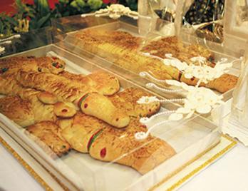 Roti Buaya, Kue Khas Hantaran Pengantin Betawi Simbol Kesetiaan