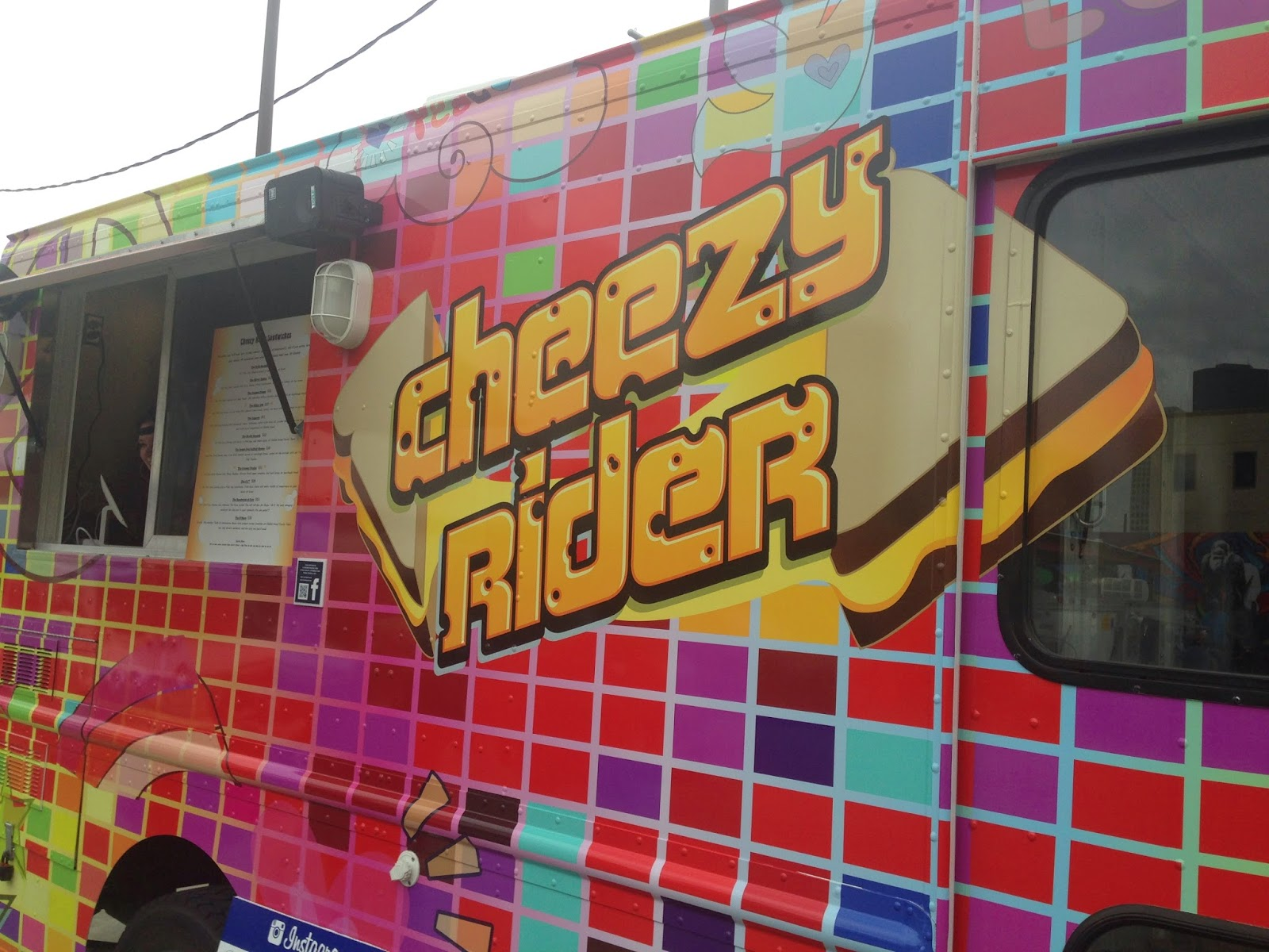 Cheezy Rider Food Truck Houston, TX