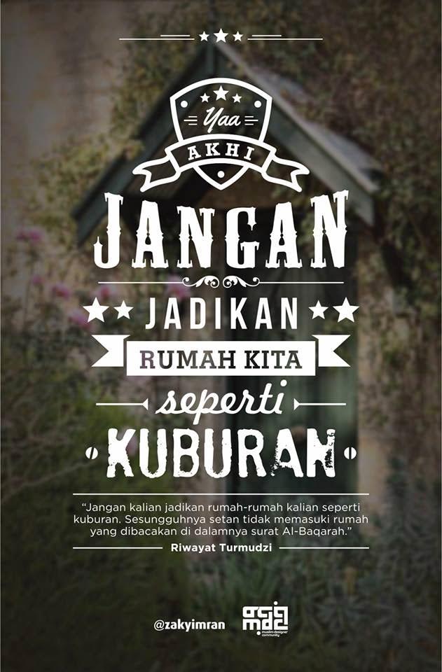 15 Desain Poster Dakwah Karya MDC (Muslim Designer ...