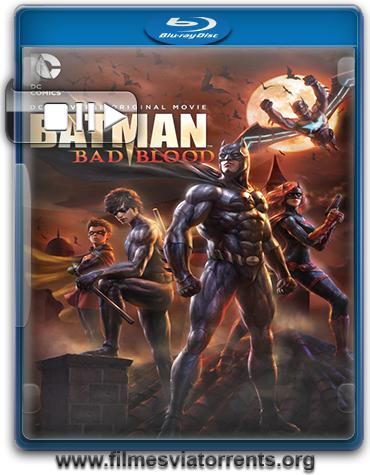 Batman: Bad Blood Torrent – BluRay 720p Legendado (2015)