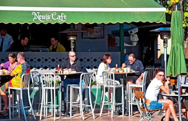 News Café em Miami Beach