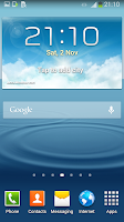 Samsung Galaxy S3 Android 4.3 look
