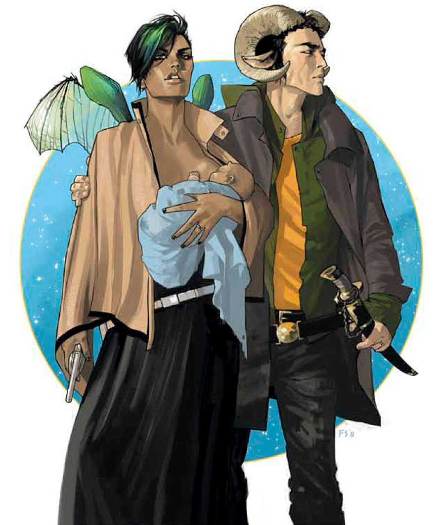 Review: Saga Volume 1