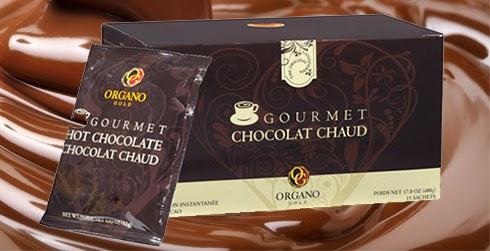 Thực phẩm chức năng Gourmet Chocolat Chaud Organo Gold