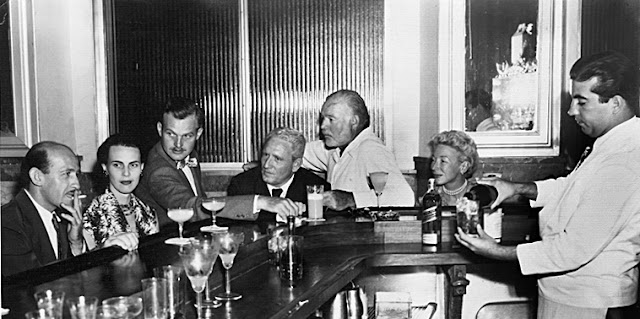 Spencer Tracy con Ernest Hemingway