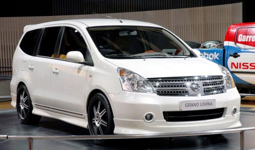 Novo Nissan Grand Livina 7 lugares