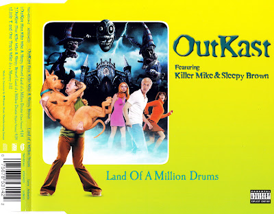 Outkast Feat. Killer Mike & Sleepy Brown - Land Of A Million Drums (Scooby Doo)-CDS-2002