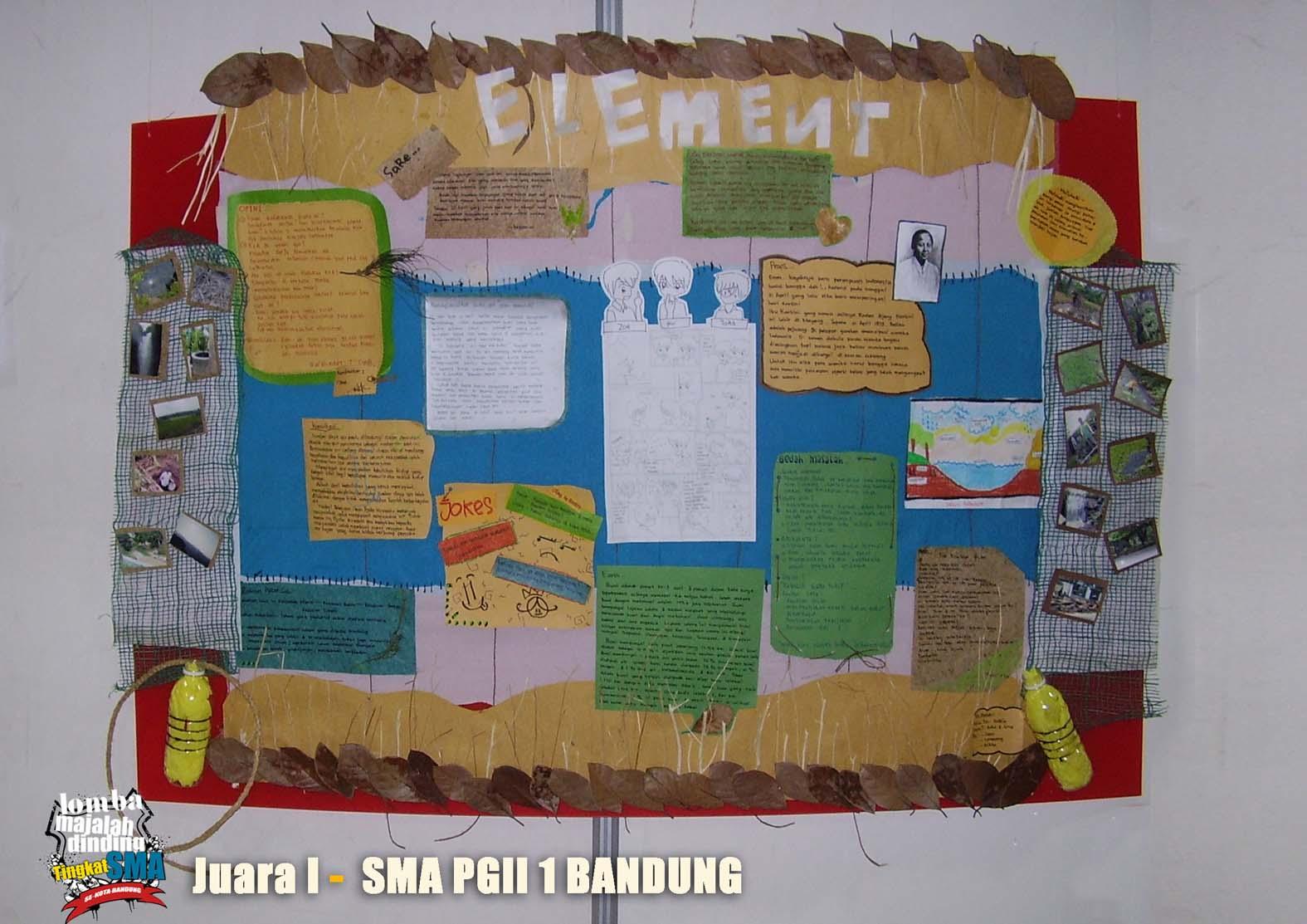 SMP N 1 WONOSOBO MENULIS