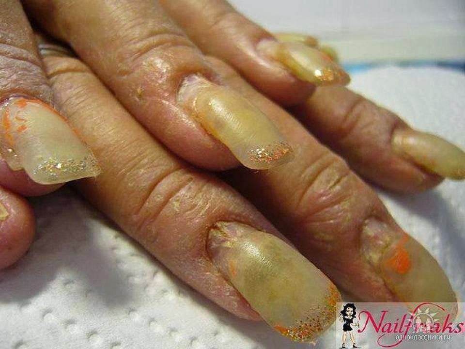 Stella Dimoko Korkus.com: Do You Wear False Nails?........WTF Is This?