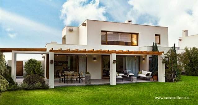 Arquitectura de casas modelos de casas prefabricadas en for Viviendas sobre terrazas