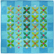 Free pattern !  Leaves of green