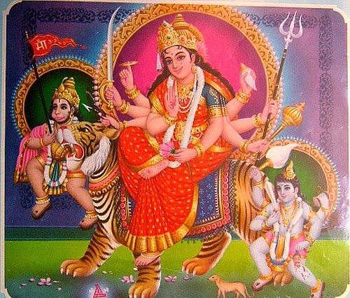 mahishasura mardini stotram pdf sanskrit