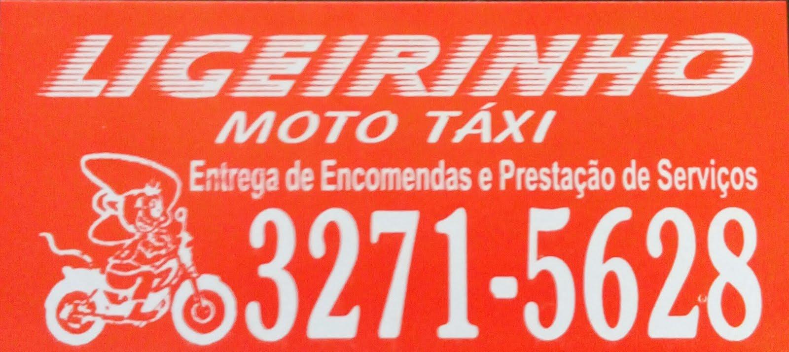 Ligeirinho Moto Táxi