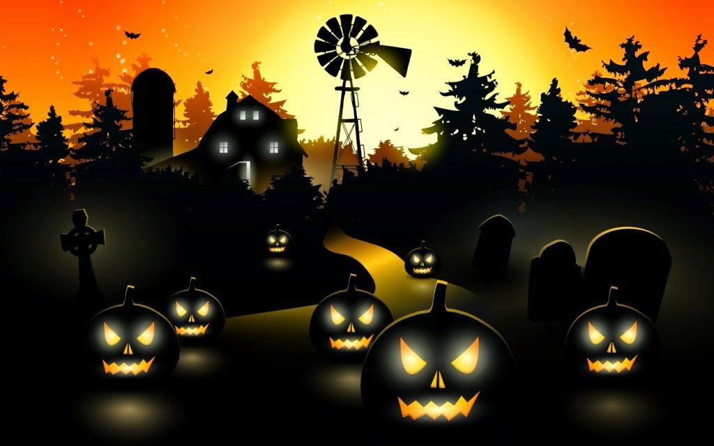 hd desktop wallpapers halloween wallpapers