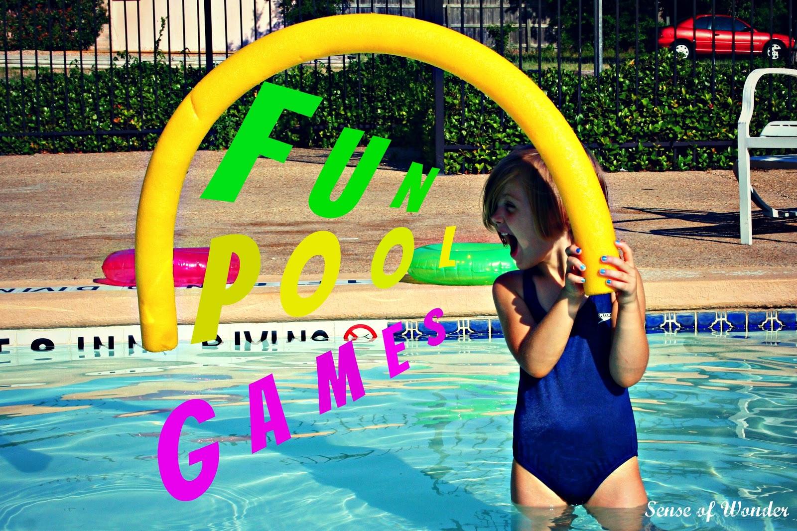 a pool game