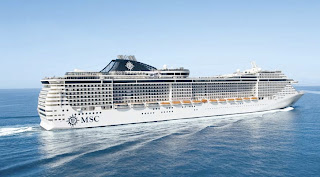 MSC Cruises MSC Divina to Sail From Miami