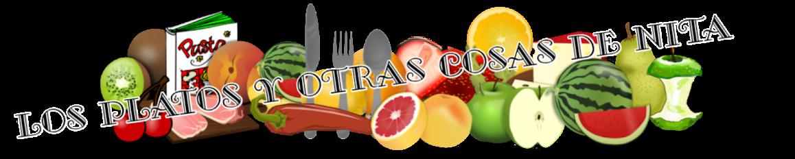 Los platos y otras cosas de Nita