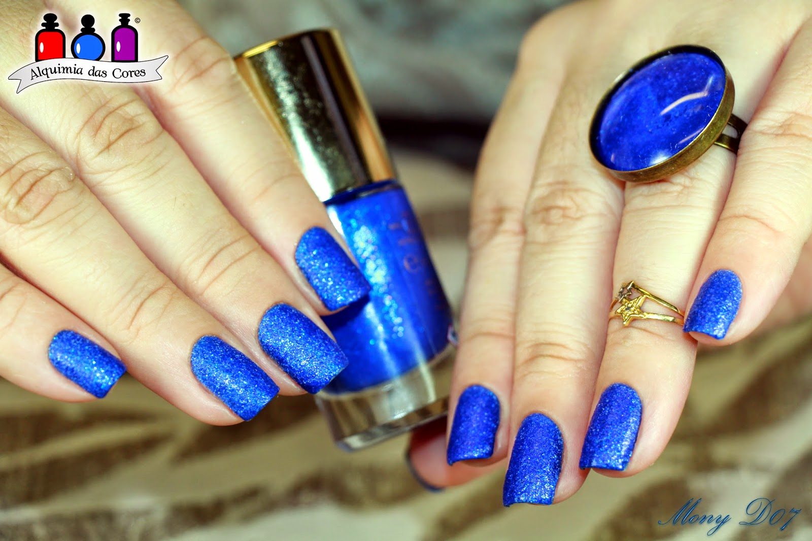 Keen Cobalt Blue, Kiko, Liquid Sand, Royal Grare, Azul, Comparação, Swatches, Mony D07, Simone D07,