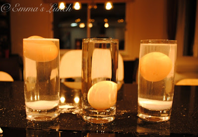 Floating Egg Experiment http://www.emmaslunch.com/2012/01/floating-eggs-water-density-science.html
